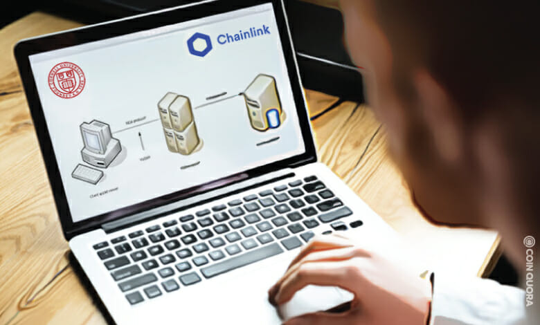 Chainlink Attains DECO Oracle Protocol From Cornell University