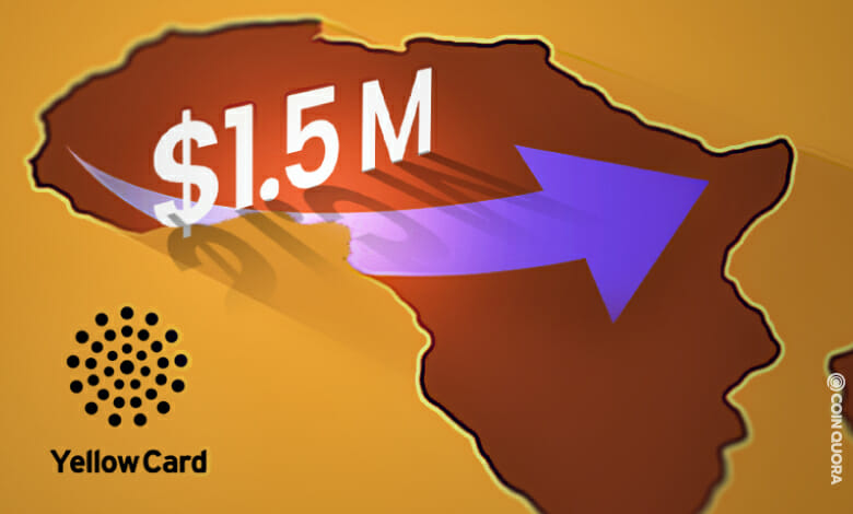 Yellow Card Raises $1.5M to Expand Services Across Africa