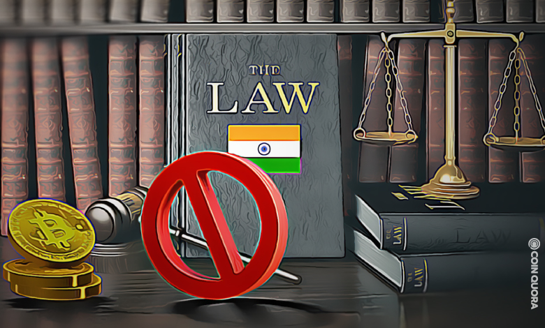India Plans to Curb Crypto Trading With New Law
