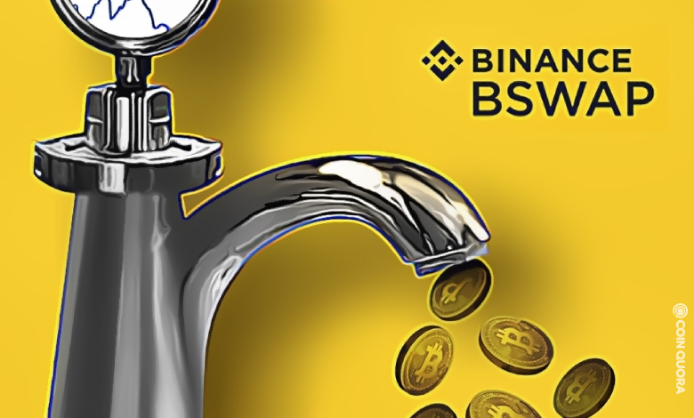 Binance on DeFi: BSwap AMM and Launchpool Launched