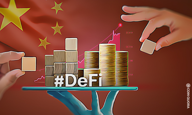Chinese Crypto Community Leave Crypto Exchanges for DeFi Yield Farming