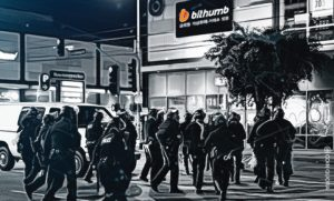 Crypto Exchange Bithumb Gets Raided by South Korean Police Again