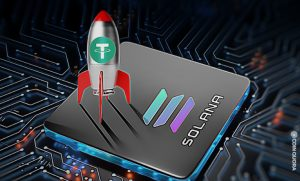 Tether (USDT) Becomes First Stablecoin to Arrive on Solana