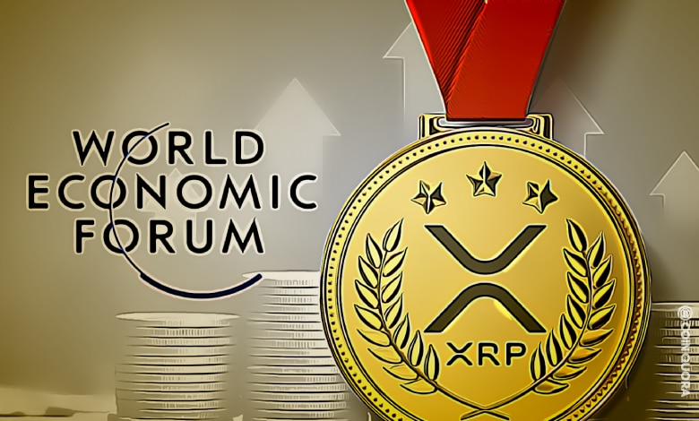 WEF Names XRP as Most Relevant Crypto Asset in CBDC Space