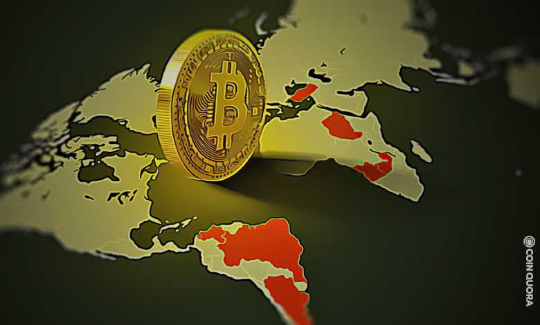 Bitcoin Price Hits a New ATH in Seven Countries