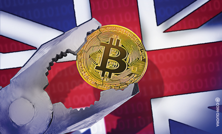 UK's FCA Bans Retail Crypto Derivatives Sales by 2021