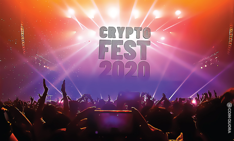 Crypto Fest 2020: Rumble in the Crypto Jungle, October 30