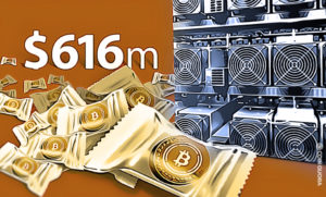 Wrapped Bitcoin Gains $1B TVL, Mints $616M in September