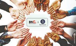Brave New Coin Enters Partnership With Band Protocol