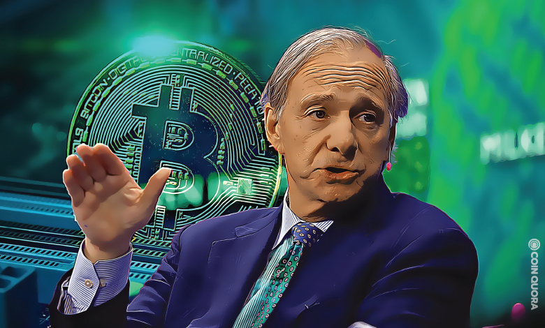 """Ray Dalio """"Would Love"""" to Be Corrected About Bitcoin"""
