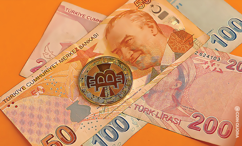 Turkey's Lira Weakens as Bitcoin Price Sets All-Time High