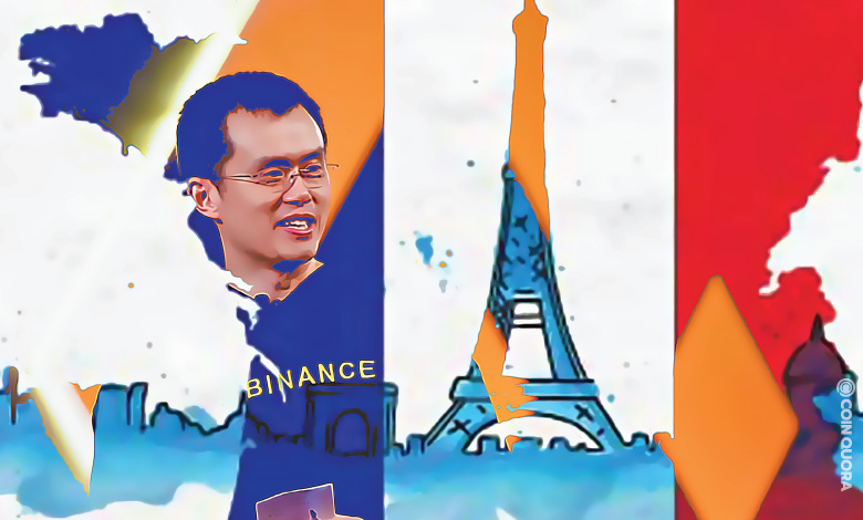Crypto Exchange Binance to Obtain France PSAN License