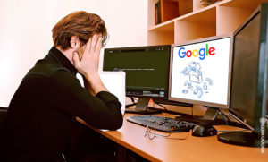 Google Down, While Blockchain Networks Remain Online