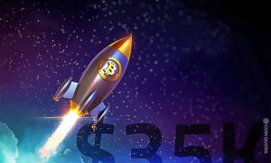 Bitcoin ATH: BTC Reaches $35K, RSI Showing Overbought