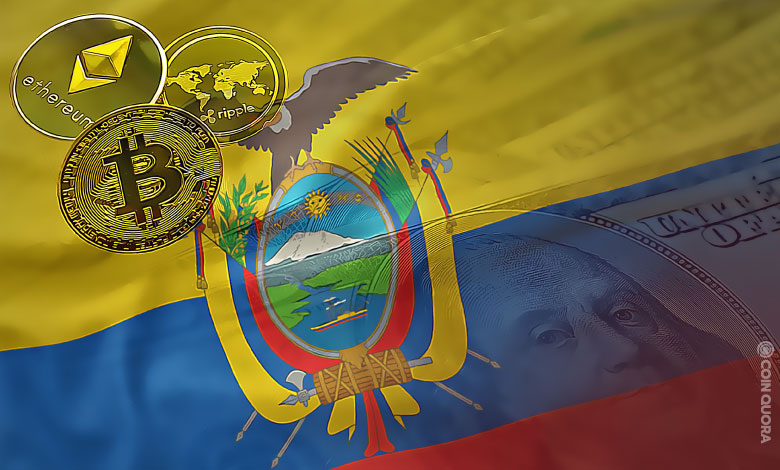 Ecuadorian Presidential Candidate Supports Cryptocurrency