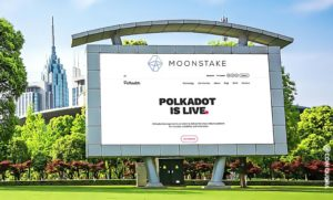 Polkadot Stakers Flock to Moonstake Wallet for 13.61% APY