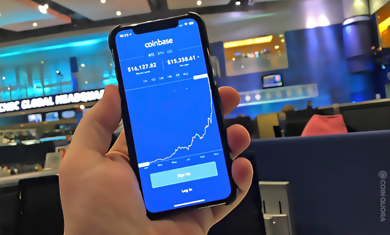 Coinbase Share Price Keeps Rising Ahead of Public Offering