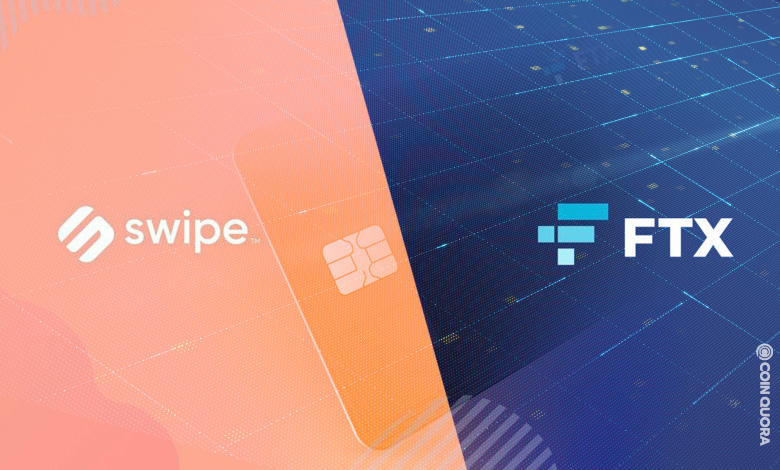 FTX Exchange Partners With Swipe to Launch Crypto Card