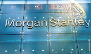 Morgan Stanley's $150B Unit Considers a Stake in Bitcoin
