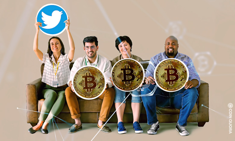 Twitter Considering to Add Bitcoin