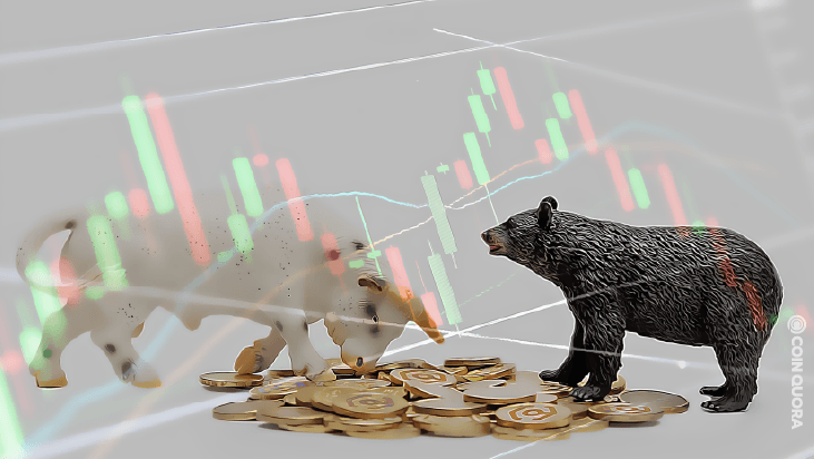 Ankr Price Volatile as Bulls and Bears Fight For Dominance