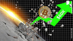 BTC Bounces Back to $60K, Thanks to Morgan Stanley, US FED