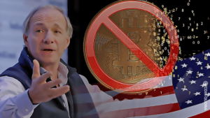 Billionaire Dalio Believes Bitcoin May Be Banned in The US