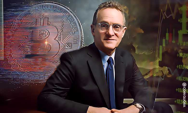 Billionaire Howard Marks Now Sees Bitcoin as Good Investment