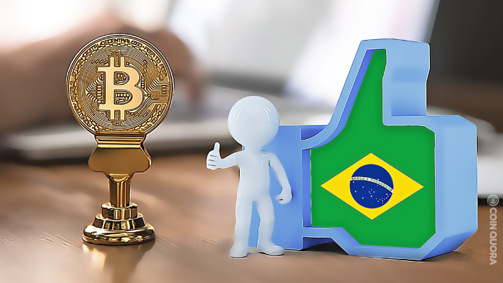 Brazil Launches First Bitcoin ETF in Latin America