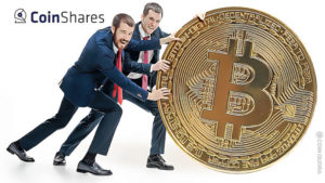 CoinShares Launches New Bitcoin-Backed Asset