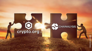 Crypto.org Chain Partners With Chainalysis Prior to Mainnet Launch