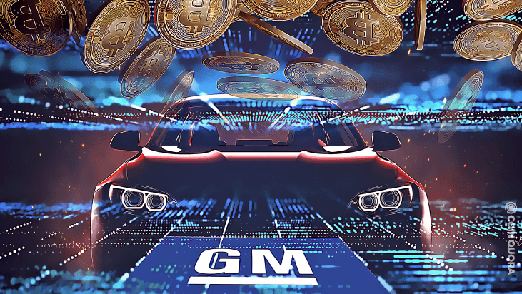 General Motors Eyes Bitcoin as a Payment Method