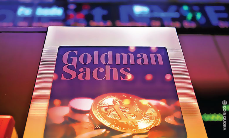 Goldman Sachs Looking to Step in the Crypto Offering Pool by 2nd Quarter