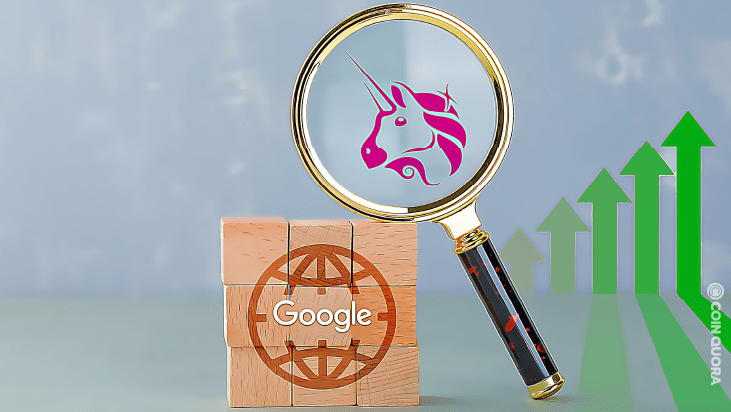 Google UniSwap Search Rises Amid Its Upcoming V3 Launch