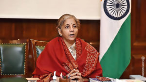 India Will Not Ban Crypto, Says Finance Minister