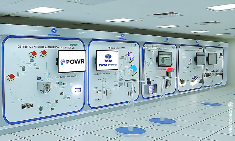 Power Ledger Collabs With Tata Power, SmartGrid in India