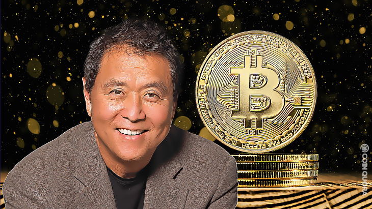 Rich Dad Poor Dad Author Explains Why He Bought Bitcoin