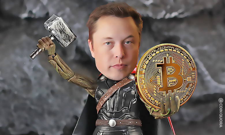 The 'Elon Musk Effect' Takes Aim at Crypto Markets