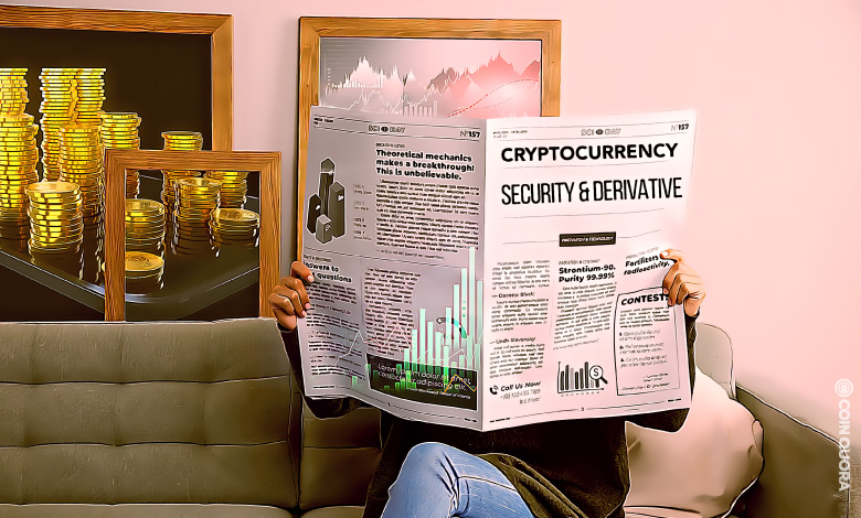 What is a Cryptocurrency Security and Derivative