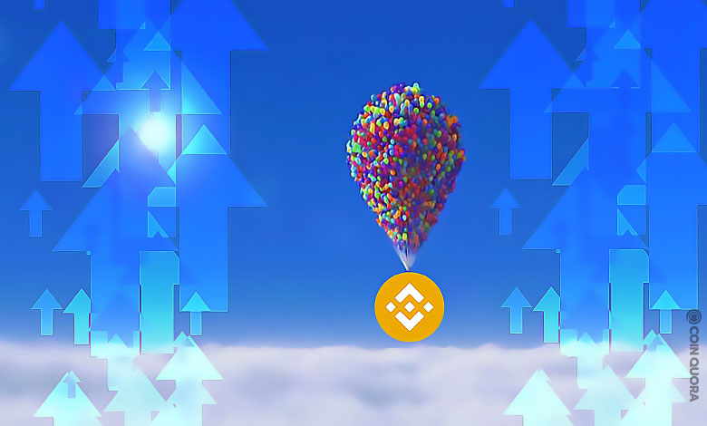 Binance Coin (BNB) Overtakes $400, Sets New All Time-High