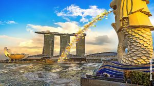 From Fishing Village to Crypto Haven: Singapore's Transformation