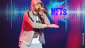 Eminem Launches Own NFT in Partnership With Nifty Gateway