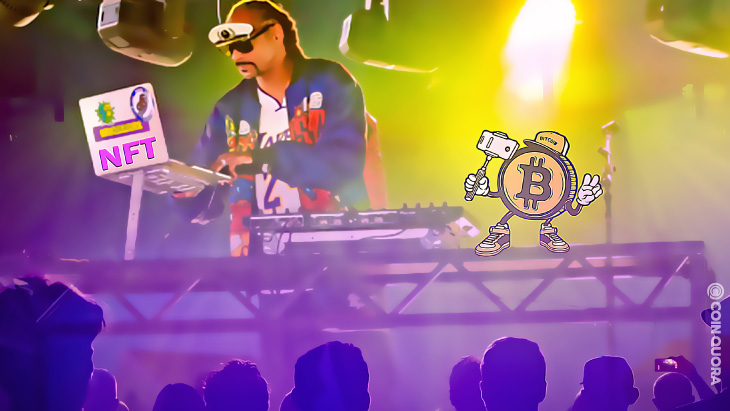 Snoop Dogg Says Bitcoin and NFTs Create Global Connections
