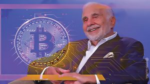 Billionaire Carl Icahn May Invest up to $1B in Crypto