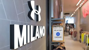 Clothing Shop in Milano Starts Accepting ADA As Payment