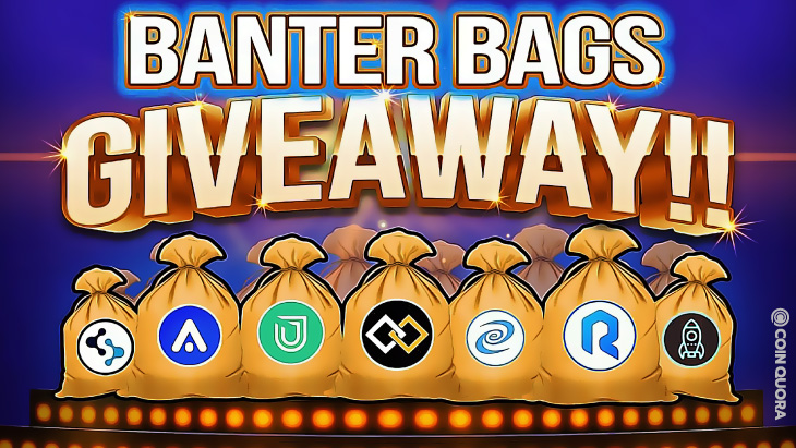 Crypto Banter Will Give Away Over $500,000 To 10 Eligible Community Members