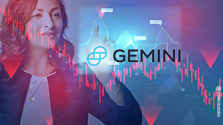 Gemini Faces Service Disruptions Right After ETH Hit $4,200