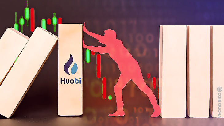 Huobi Temporarily Suspends Futures Trading in Some Countries - CoinQuora