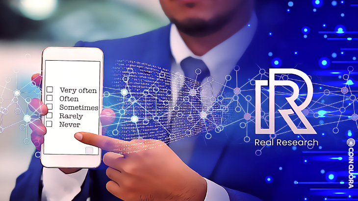 Real-Research-Offers-Blockchain-Powered-Private-Surveys