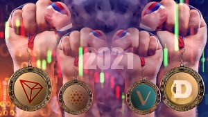 TRX, ADA, VET, and DOGE Still Best Buys of 2021